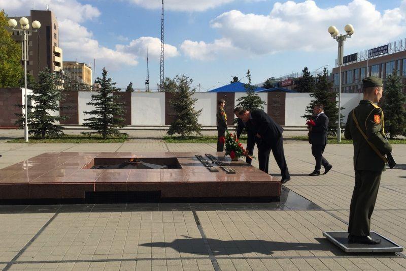 Кондратьев: муниципалитеты, которые неосвоили втекущем году выделенные деньги, больше ихнеполучат