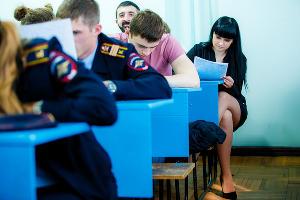 """Международная акция """"Тотальный диктант"""" в Краснодаре ©Фото Юга.ру"""