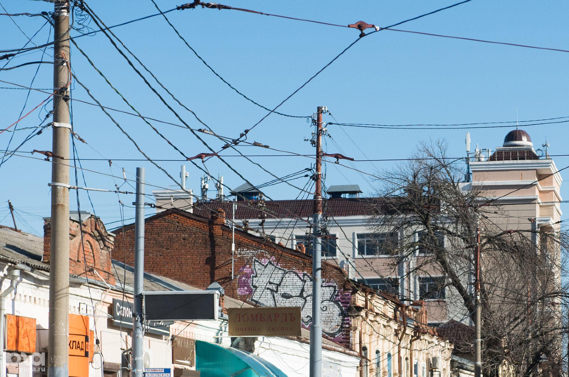Краснодар, улица Гоголя ©Фото Елены Синеок, Юга.ру