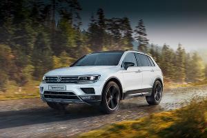 Новый Volkswagen Tiguan Offroad ©Фото пресс-службы КЛЮЧАВТО