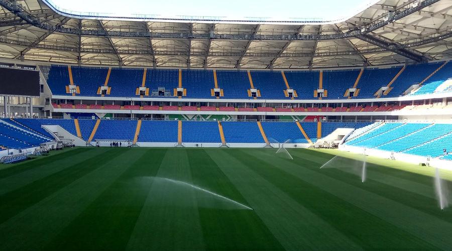 Стадион «Ростов-Арена» ©Фото из группы vk.com/rostov_arena