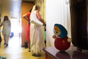 День благотворительности в ДККБ ©Фото Елены Синеок, Юга.ру