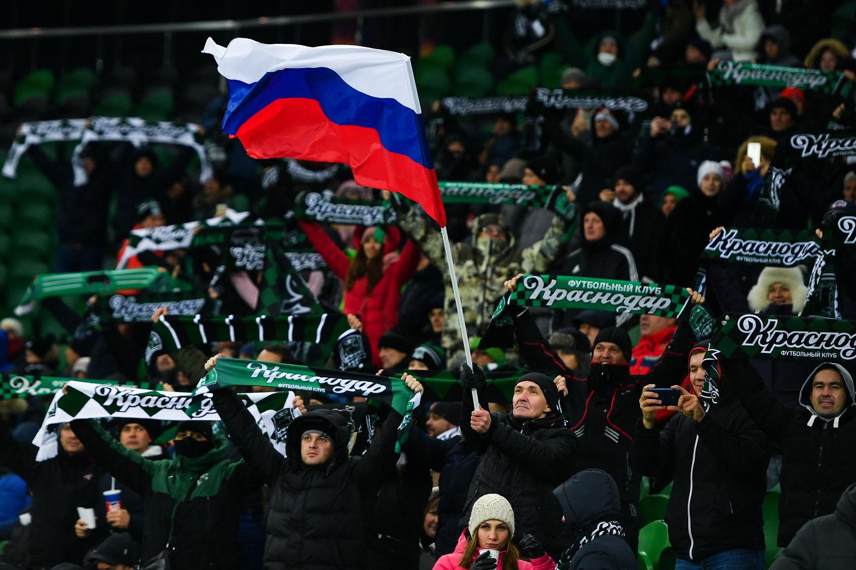 Матч «Краснодар» — «Акхисар» ©Фото пресс-службы ФК «Краснодар»