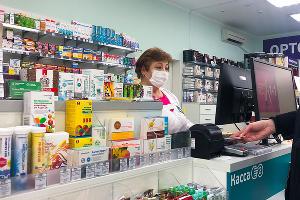 Аптеки Краснодара во время коронавируса ©Фото Юга.ру