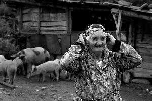 Олег Сивовалов «Хозяйка» ©Фото предоставлено фотоклубом «Лагонаки»
