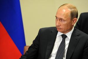 Владимир Путин ©пресс-служба Кремля