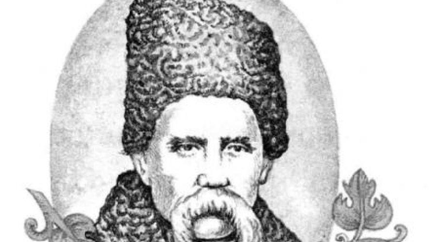 Тарас Шевченко ©www.vj.by