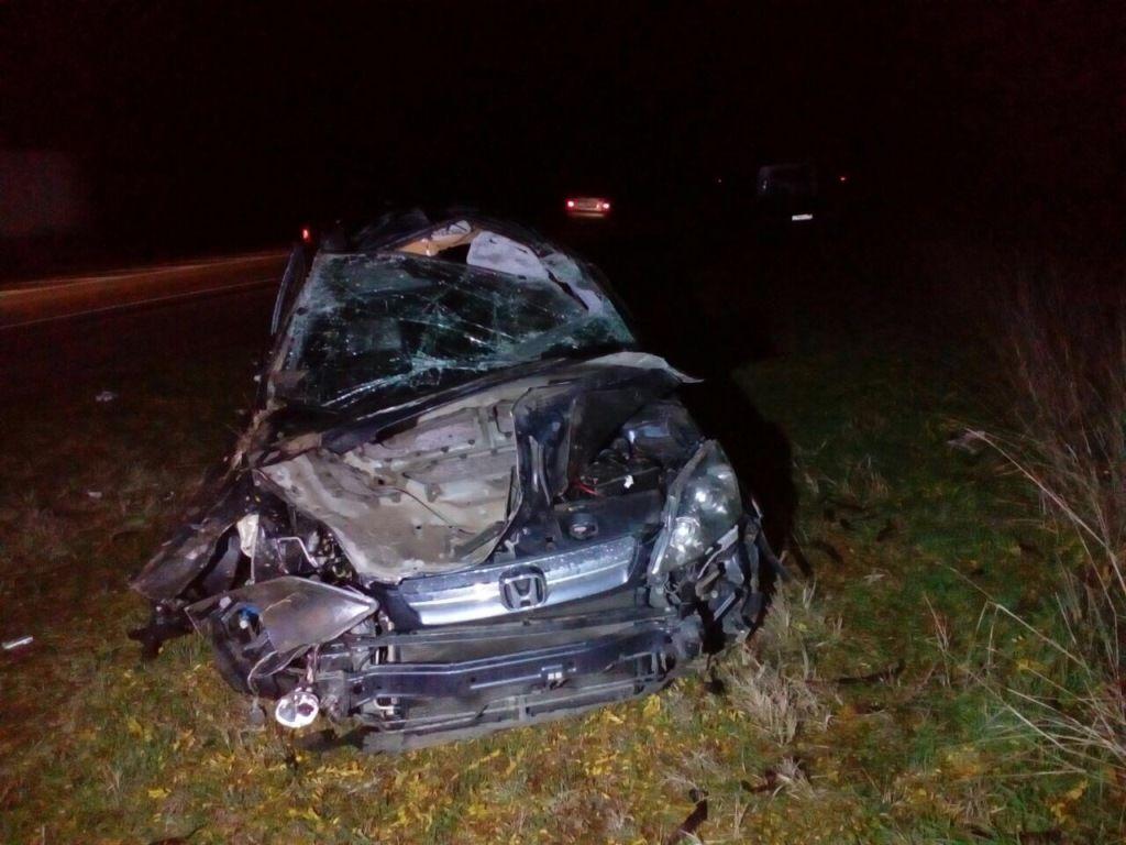 ВКраснодаре вДТП с фургоном илегковушкой умер мужчина