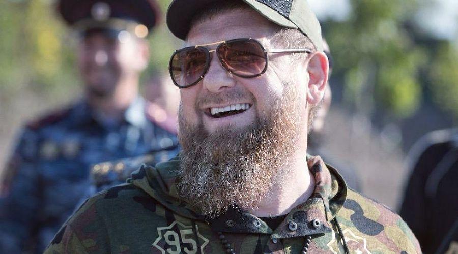 Рамзан Кадыров ©Фото из телеграма Рамзана Кадырова, t.me/RKadyrov_95