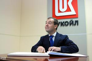 2011 год в фотографиях. Дмитрий Медведев посетил краснодарскую ТЭЦ ©http://www.yuga.ru/photo/930.html