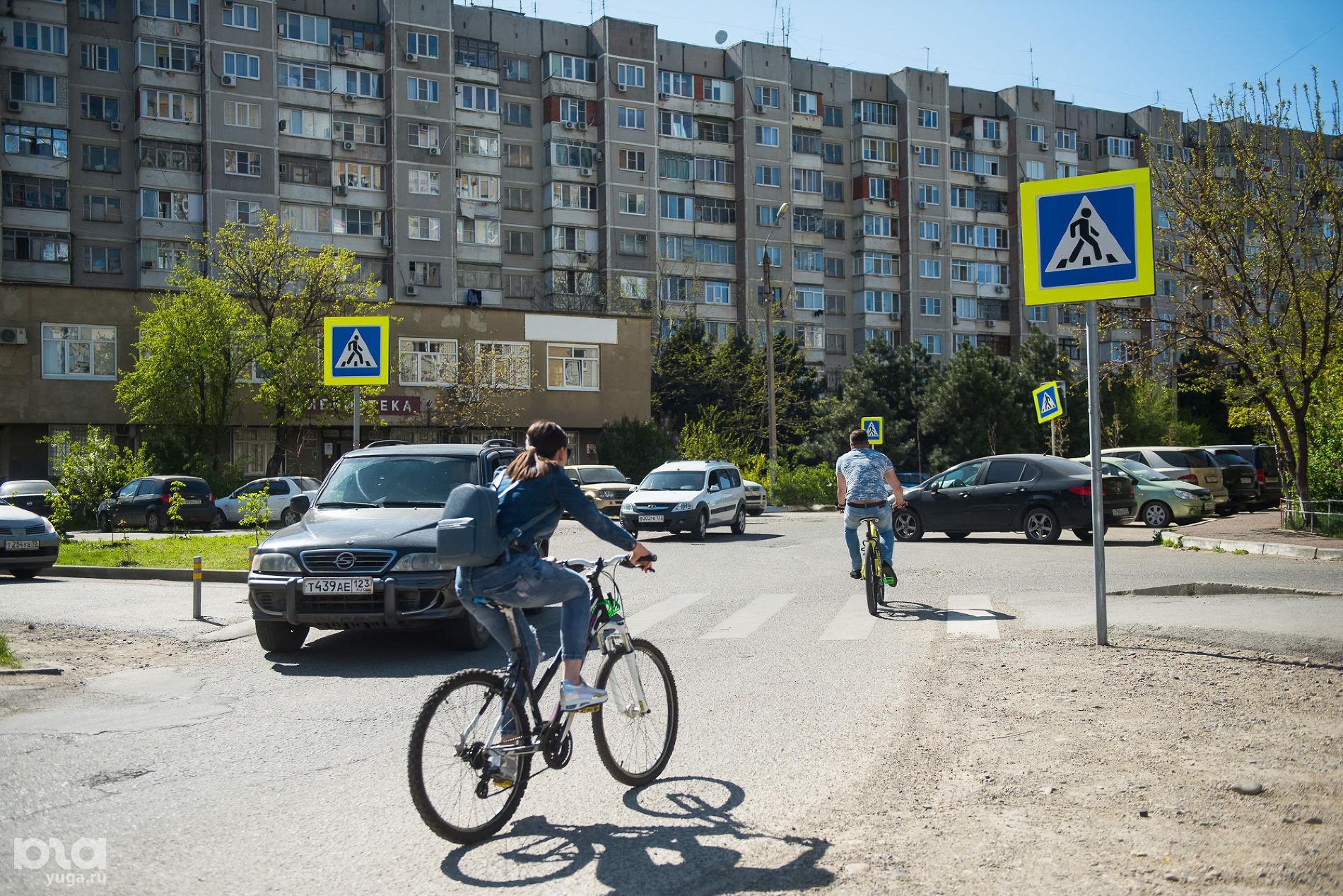 Юбилейный микрорайон ©Фото Елены Синеок, Юга.ру