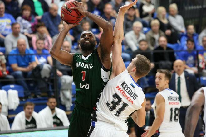 «Локомотив-Кубань» разгромил эстонский «Калев» впервом официальном матче нового сезона
