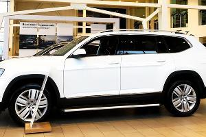 Volkswagen Teramont ©Фото предоставлено «Юг-Авто»