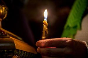 В Краснодаре православные христиане отмечают Воскресение Христово ©Фото Юга.ру