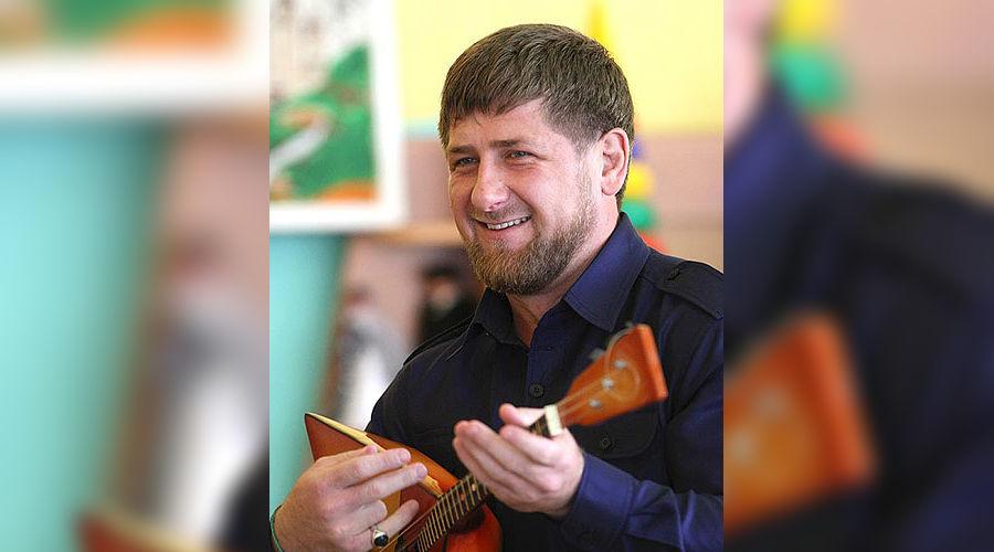 Рамзан Кадыров ©РИА Новости