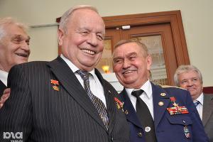 Виктор Горбатко и Анатолий Березовой ©Фото Юга.ру