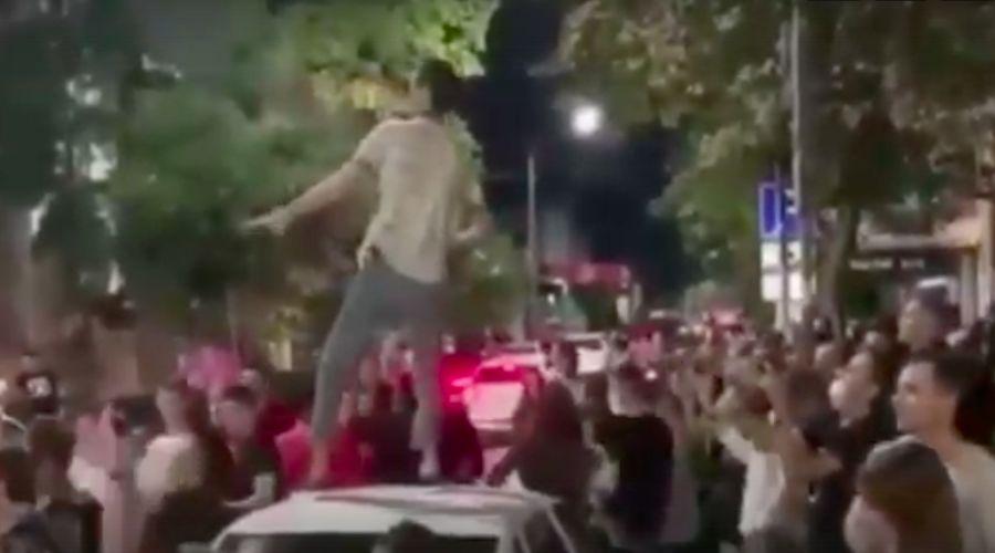 ©Скриншот видео из группы «ЧП Краснодар», vk.com/krd_chp