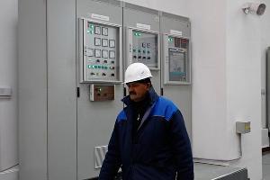 Запуск Баксанской ГЭС в Кабардино-Балкарии ©Влад Александров, ЮГА.ру
