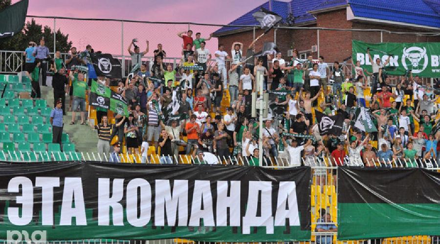 Кубанское футбольное дерби ©Фото Юга.ру