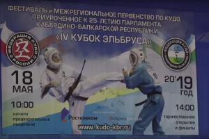 Турнир «Кубок Эльбруса» по кудо в Кабардино-Балкарии ©Скриншот из видео YouTube-канала «Нальчик ProNas»