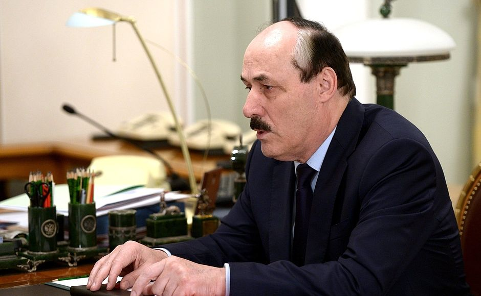 Все террористические группы вДагестане фактически ликвидированы— Абдулатипов