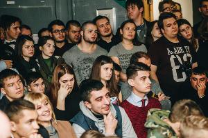 Дебаты штаба Навального со «Штабом народного единства в Краснодаре» ©Фото Дениса Яковлева, Юга.ру