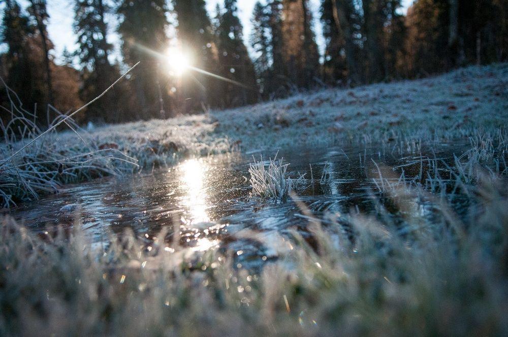 У гірські райони Прикарпаття прийшла справжня зима або Якою буде погода у середу 26 вересня
