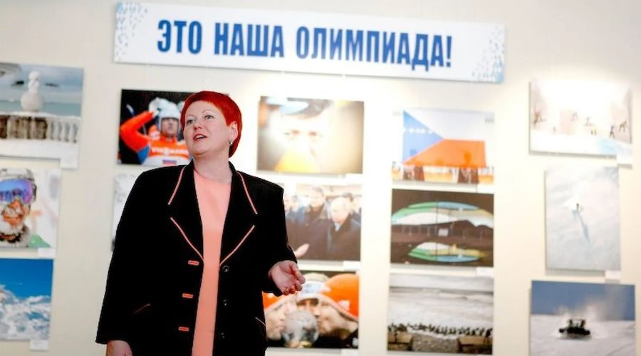 Ольга Горохова ©Фото пресс-службы администрации Краснодарского края