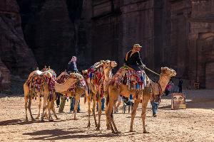 Иордания ©Фото пользователя mikaelthunberg с сайта pixabay.com
