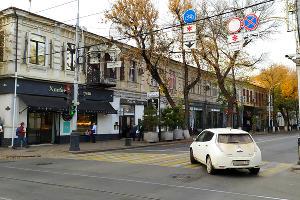 Улицы Краснодара ©Фото Евгения Мельченко, Юга.ру