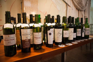 """Дегустация вин Кубани в """"Табрисе"""" ©Фото Юга.ру"""