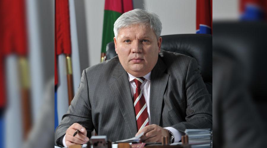 Владимир Зверев ©Фото пресс-службы администрации Туапсе