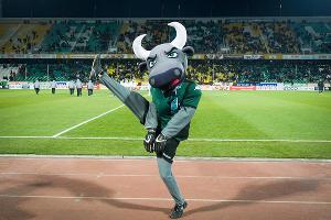 «Краснодар» обыграл ЦСКА. 22 ноября 2014 года ©Фото Елены Синеок, Юга.ру