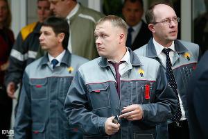 Владимир Путин посетил Туапсинский НПЗ ©Влад Александров, ЮГА.ру