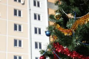 """Открытие нового дома спецжилфонда в Майкопе от ЗАО """"ОБД"""" ©Фото Юга.ру"""