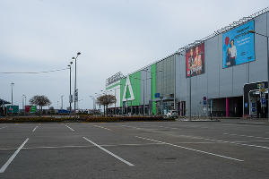 ТЦ «МЕГА Адыгея-Кубань» ©Фото Евгения Мельченко, Юга.ру
