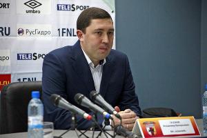 Владимир Газзаев ©Фото футбольного клуба «Алания»