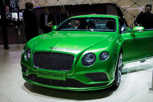 Bentley GT Continental Speed © Фото Falcon Photography, wikipedia.org, (CC BY-SA 2.0)