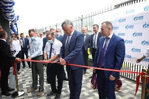 Открытие клиентского центра в Геленджике ©Фото пресс-службы «Газпром межрегионгаз»
