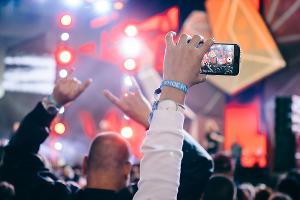 Рок-фестиваль «Лестница в небо» ©Фото Ильи Плетнева, Юга.ру
