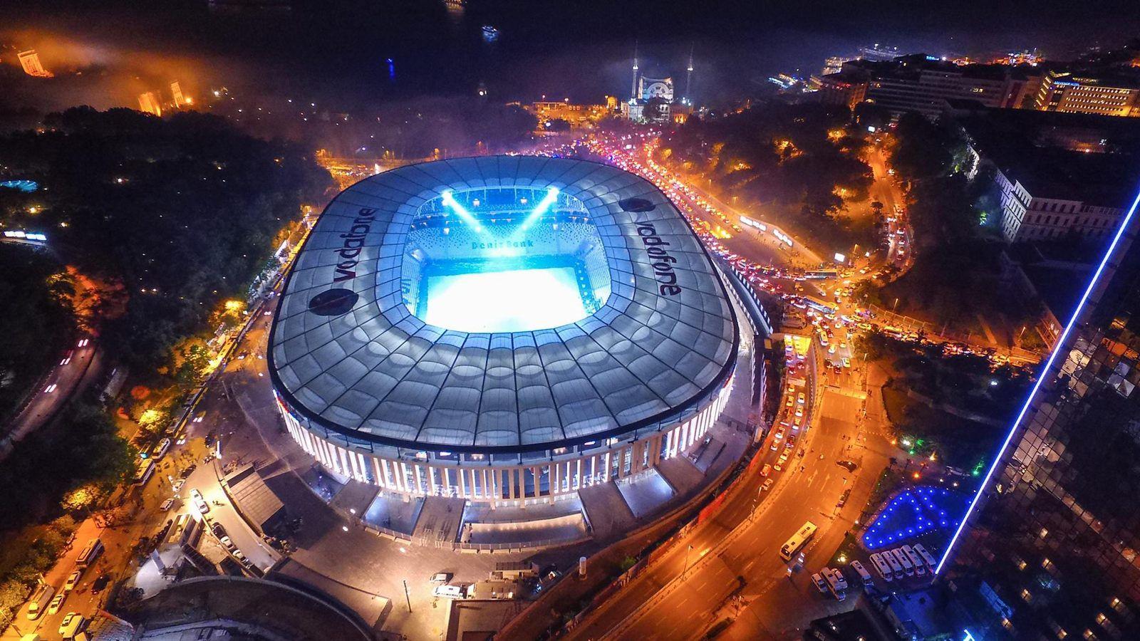 «Водафон Арена» (Стамбул)