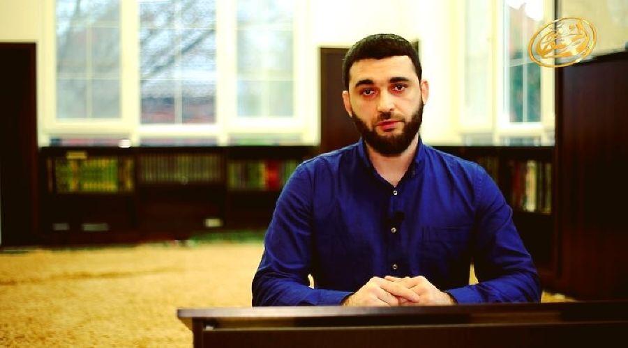Абдулмумин Гаджиев ©Фото со страницы vk.com/ibndakik