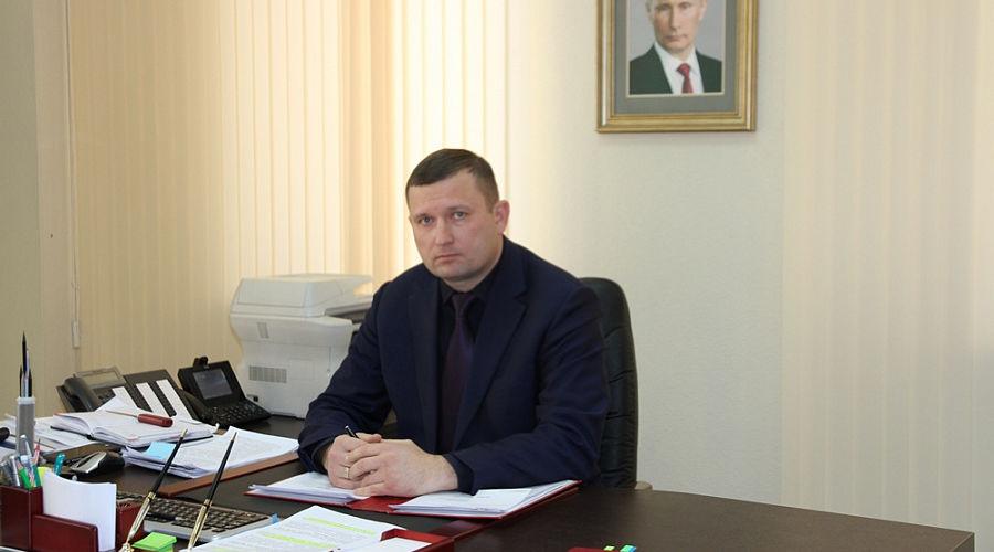 Владимир Вареха ©Фото пресс-службы администрации Краснодарского края
