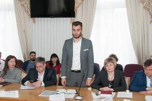 Эдем Керимов ©Фото пресс-службы администрации Ялты