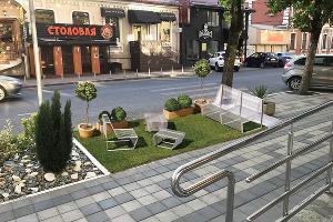 ©Фото из неофициального инстаграма отдела городской среды департамента архитектуры и градостроительства Краснодара, https://www.instagram.com/design_kod_krd/