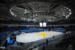 "Арена Дворца зимнего спорта ""Айсберг"" ©Елена Синеок, ЮГА.ру"