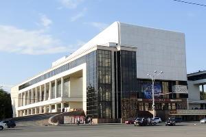 Театр им. Горького ©Фото с сайта gorturcenter.ru