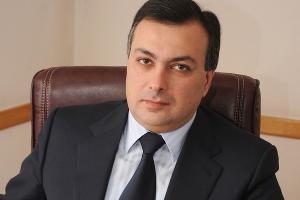 Армен Амирян ©Фото пресс-службы Министерства культуры Армении