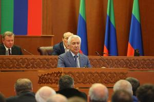 ©Фото пресс-службы главы и правительства Республики Дагестан