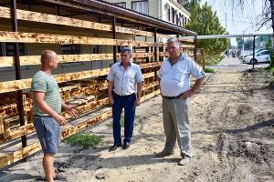 ©Фото пресс-службы администрации Кущевского сельского поселения Кущевского района